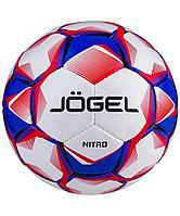 Мяч футбольный Nitro №4 Jögel