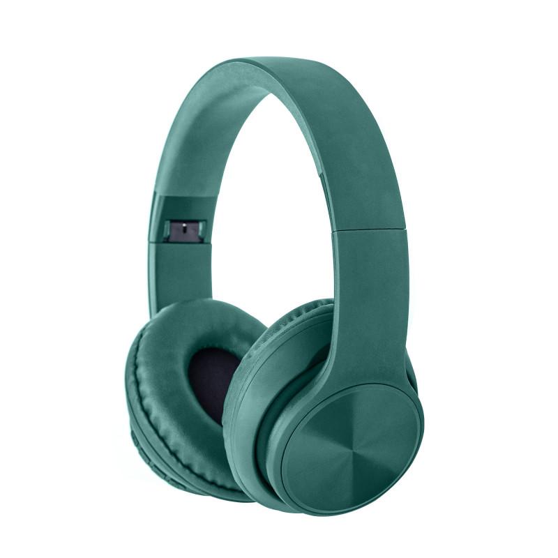 Bluetooth гарнитура Rombica MySound BH-14, Green