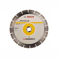 Алмазный отрезной диск Eco for Universal 230мм 2608615031