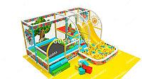 Детский игровой лабиринт для помещений