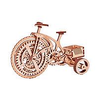 3D Конструктор - модель Механический велосипед