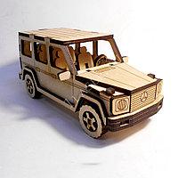 3D Конструктор - модель Mercedes-Benz G-Class