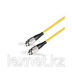 Патч Корд Оптоволоконный FC/UPC-FC/UPC SM 9/125 Simplex 3.0мм 1 м