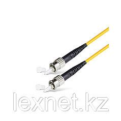 Патч Корд Оптоволоконный ST/UPC-ST/UPC SM 9/125 Simplex 3.0мм 1 м