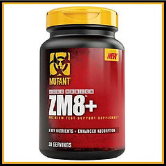 Mutant ZM8+ (90 капсул)
