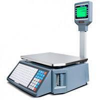 Весы с печатью этикеток Rongta RLS1000A