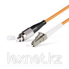 Патч Корд Оптоволоконный FC/UPC-LC/UPC MM OM2 50/125 Simplex 3.0мм 1 м