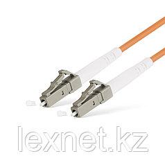 Патч Корд Оптоволоконный LC/UPC-LC/UPC MM OM2 50/125 Simplex 3.0мм 1 м