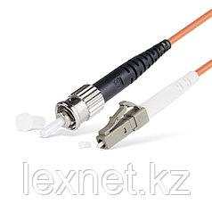 Патч Корд Оптоволоконный LC/UPC-ST/UPC MM OM2 50/125 Simplex 3.0мм 1 м