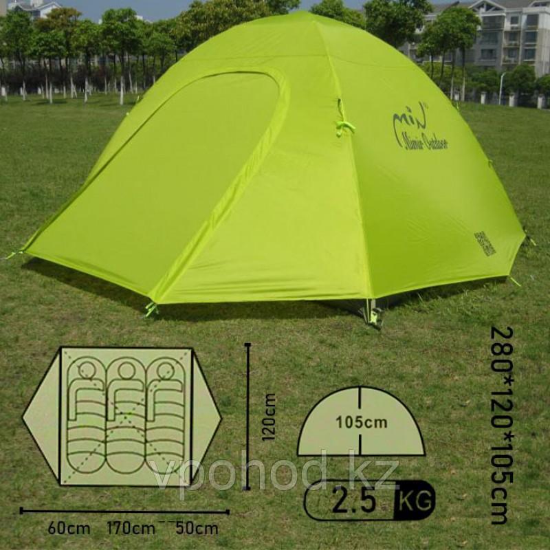 Палатка Mimir 6003 трехместная