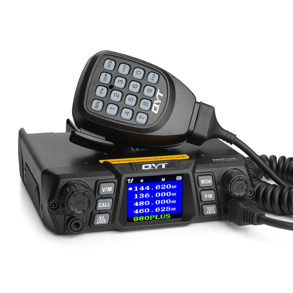 Автомобильная радиостанция QYT 980 Plus