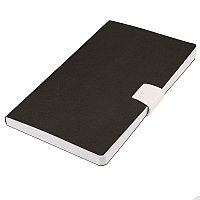 Ежедневник недатированный CANDY, формат А5, блок в клетку, Серый, -, 24707 30