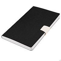 Ежедневник недатированный CANDY, формат А5, блок в клетку, Черный, -, 24707 35