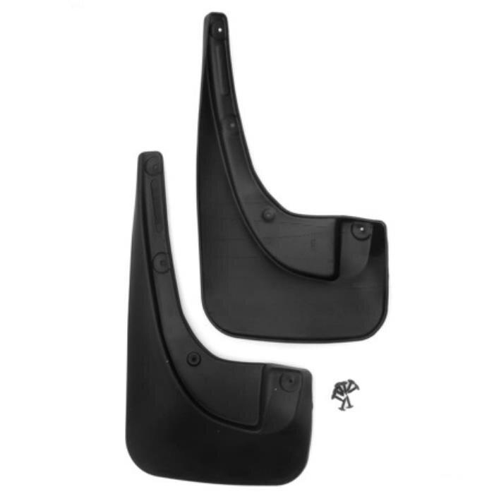 Брызговики Geely Emgrand X7 (2013-2020) (передние)