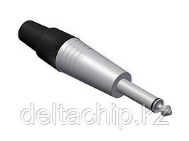 Коннектор Jack 6,3mm mono