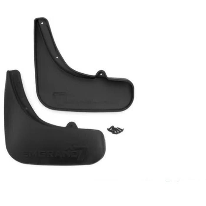 Брызговики Geely Emgrand X7 (2013-2020) (задние)