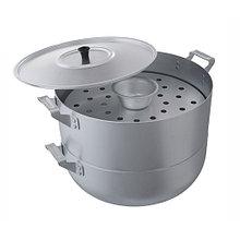 Мантоварка алюминиевая Демидовский завод МТ-040 6.0л, 4 диска