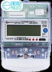 Счетчик статический  1фаз. многотарифный ОРМАН СО-Э711 R TX IP П RS 220V 5(60)А НА ДИН-РЕЙКЕ