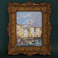 «Старый порт в Марселе» автор: Nebojsa Velickovic