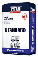 Титан Клей плиточный СТАНДАРТ 25 кг