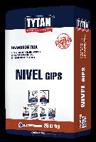Титан наливной пол Nivel Gips