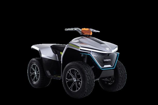 КВАДРОЦИКЛ CFMOTO EVOLUTION 400 ATV