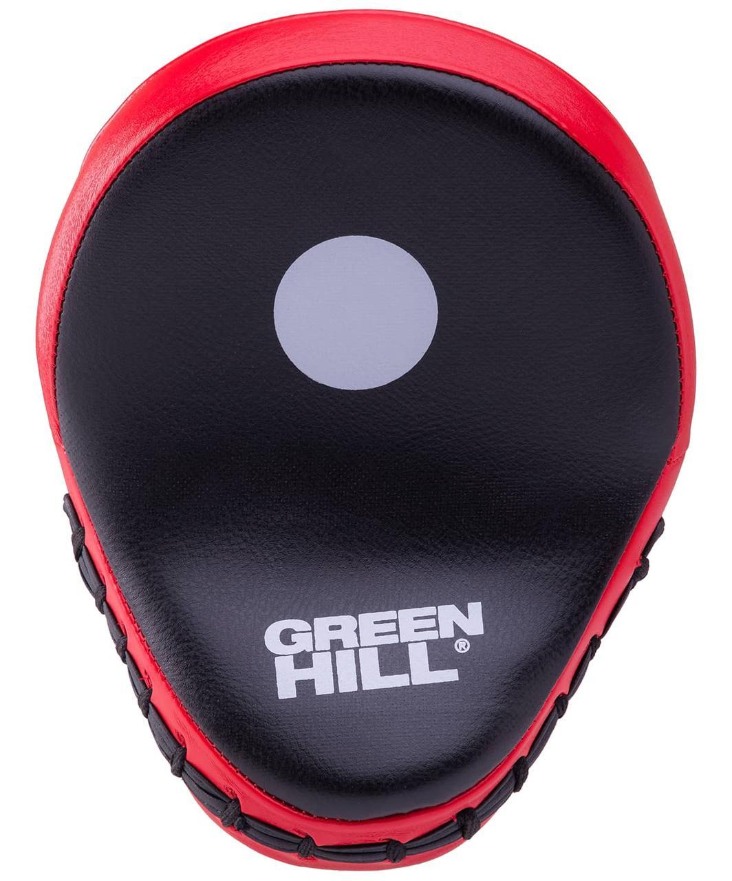 Лапы FMF-8000B, вогнутые, к/з, пара Green Hill