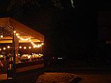 Гирлянды для кафе, 10 метров 10 ламп. Гирлянда с лампочками, гирлянда ретро, гирлянда для летней площадки, фото 5