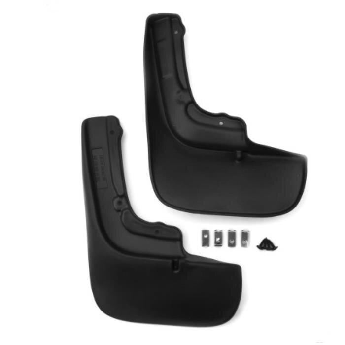 Брызговики Citroen Jumper/Peugeot Boxer (2006-2020) (без расширителей арок) (задние)