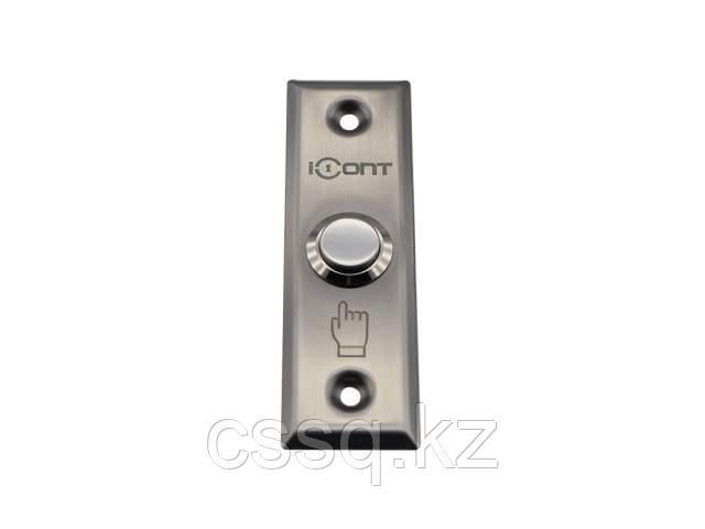 IButton-02 Кнопка выхода врезная из нержавеющей стали (NO контакты)