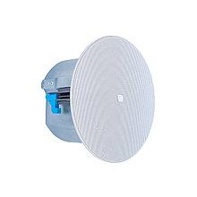 Встраиваемый 2х полосный громкоговоритель 30Вт/70/100В или 50Вт /16Ω, 75-20КГц,