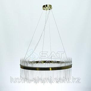 Люстра Модерн 8001/600 LED GD, фото 2