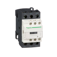 Контактор LC1D50AM7 TeSys D - 3P (3 NO) - AC-3 - <= 440 В 50 A - 220 В AC 50/60 Гц катушка Schneider Electric