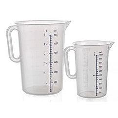 Мерный стакан пластик 300 мл