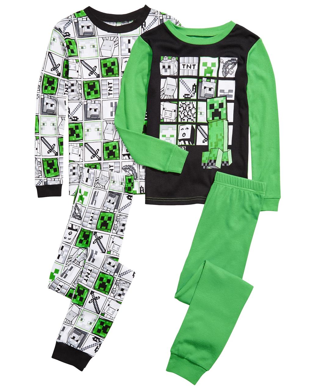 Minecraft  Пижама детская - А4