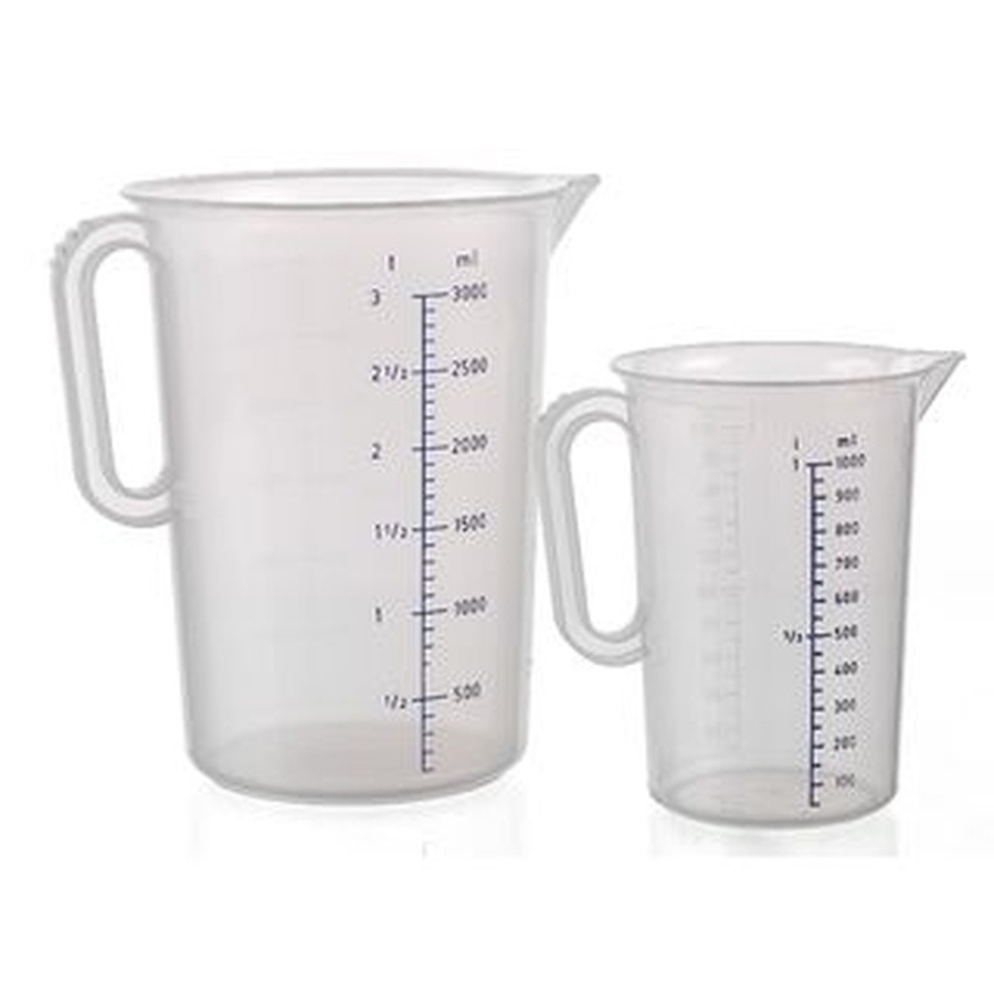 Мерный стакан пластик 500мл