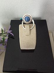 Кольцо серебро. Достык89/2.