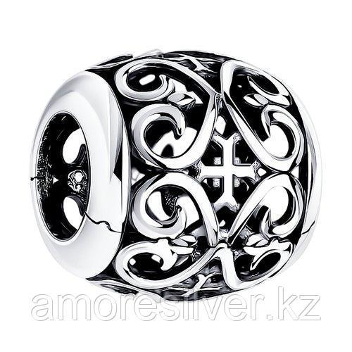 DIAMANT ( SOKOLOV ) из черненного серебра, без вставок 95-130-01064-1