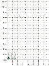 Серьги Аврора-Голд серебро с родием, фианит с15-717з, фото 2
