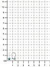 Серьги Аврора-Голд серебро с родием, фианит с15-740г, фото 2