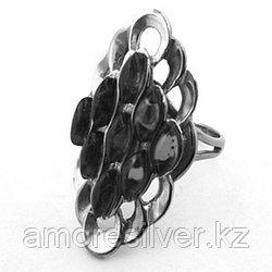 Кольцо Amulet , янтарь, абстракция 1.069 размеры - 18,5