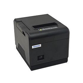Термопринтер чеков XPrinter Q260, 80mm, USB/RS-232/LAN AE Арт.6846