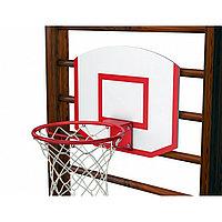 Щит баскетбольный на шведскую стенку