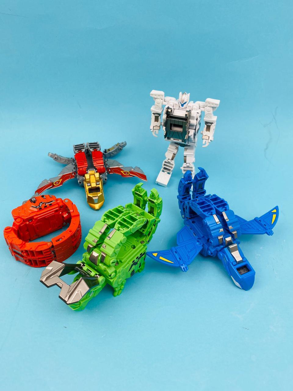 "Часы ""Deformed watch dragon force"""
