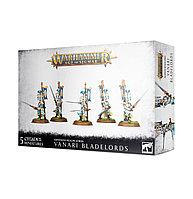 Lumineth Realm Lords: Vanari Bladelords (Владыки царства Люминет: Повелители клинков Ванари)
