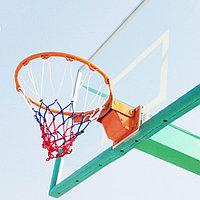 Баскетбольные кольца, щиты, фе...