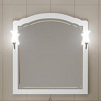 Зеркало Opadiris Лоренцо 80 Белый матовый (Z0000008464)