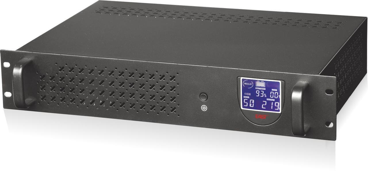 Источник бесперебойного питания, EA2150R, 1500 ВА / 900 Вт, Rack-серия, Стоечный 2U