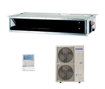 Кассетный кондиционер сплит-системы SAMSUNG AC160JNMDEH/AF