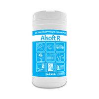 Дезинфицирующие салфетки Алсофт-Р